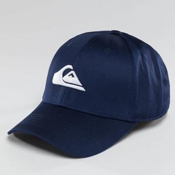 Quiksilver Snapback Caps Decades modrý