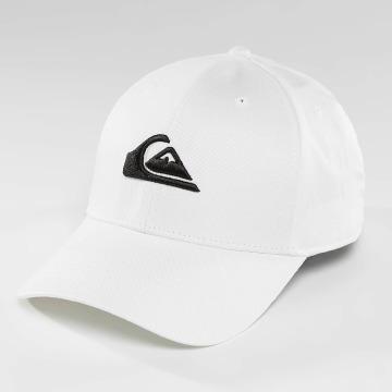 Quiksilver Snapback Caps Decades valkoinen