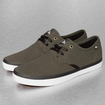 Quiksilver Sneakers Shorebreak green