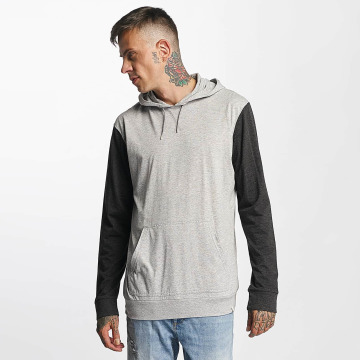 Quiksilver Sudadera Guitar Magic gris
