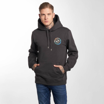 Quiksilver Sudadera Authorized Dealers gris