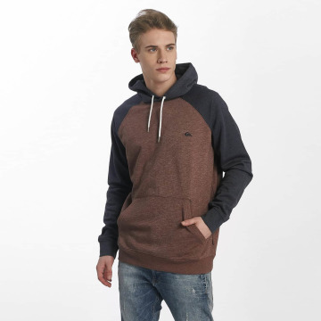 Quiksilver Sweat capuche Everyday rouge
