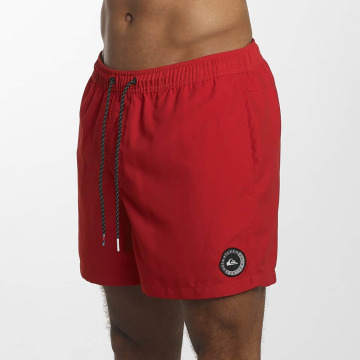 Quiksilver Swim shorts Everyday red