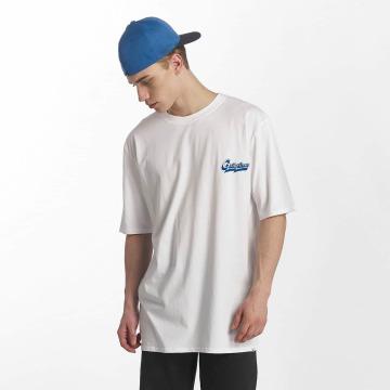 Quiksilver T-Shirt GMT Dye Hood Loves blanc