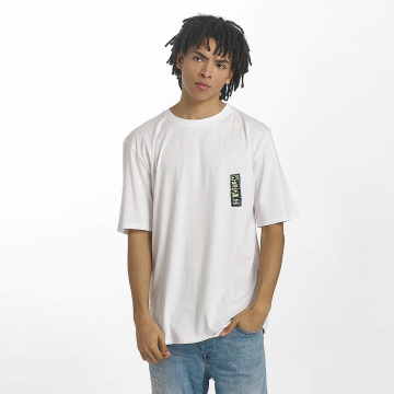Quiksilver T-Shirt GMT Dye Framers Up white