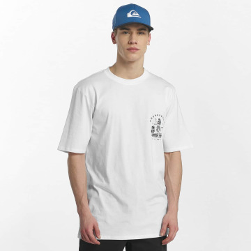 Quiksilver t-shirt GMT Dye Curve Love wit
