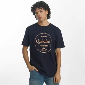 Quiksilver T-skjorter Classic Morning Slides blå