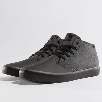Quiksilver Tennarit Shorebreak PM Mid harmaa