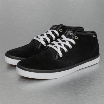 Quiksilver Tennarit Shorebreak Suede Mid musta