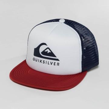 Quiksilver Trucker Cap Faomslay weiß