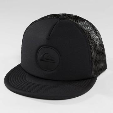 Quiksilver trucker cap Pressure zwart