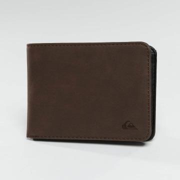 Quiksilver Wallet Slim Vintage brown