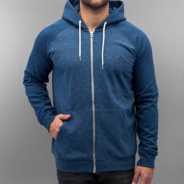 Quiksilver Zip Hoodie Everyday modrý