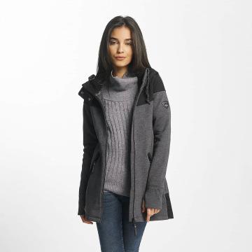 Ragwear Демисезонная куртка Martha серый