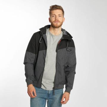 Ragwear Демисезонная куртка Wings черный