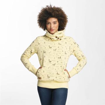 Ragwear Пуловер Angel желтый