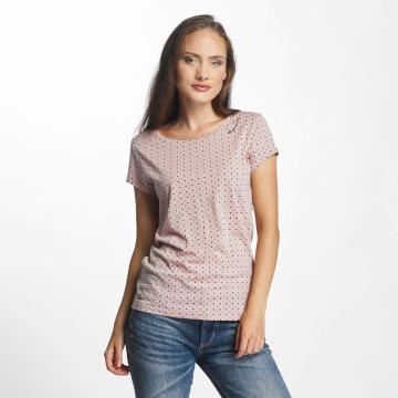 Ragwear Camiseta Mint Dots fucsia