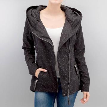 Ragwear Lightweight Jacket Paulina Dots black