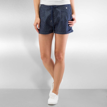Ragwear shorts High Dots blauw