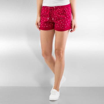 Ragwear shorts Norah Navy rood