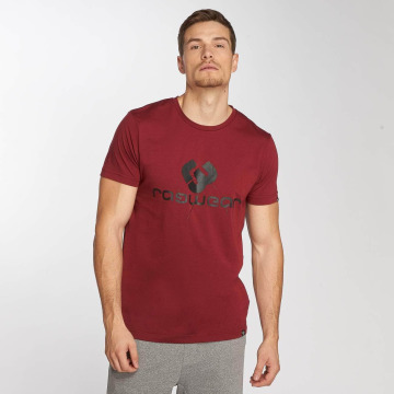 Ragwear T-Shirt Charles red