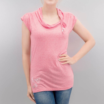 Ragwear Tričká Lora pink