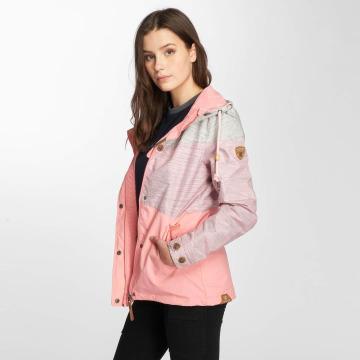 Ragwear Übergangsjacke Fancy pink