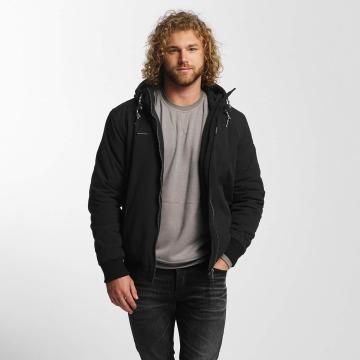 Ragwear Winterjacke Percy schwarz