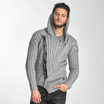 Red Bridge Cardigan Oslo grigio