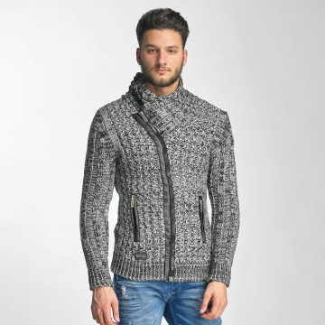 Red Bridge Cardigan Thimphu grigio