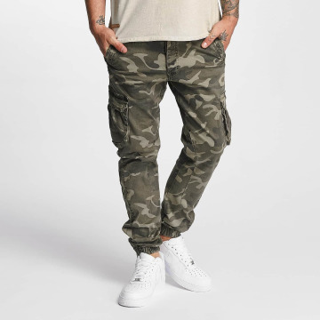 Red Bridge Cargohose Army camouflage