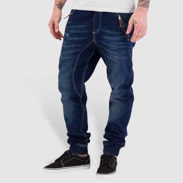 Red Bridge Joggebukser Jeans Look blå