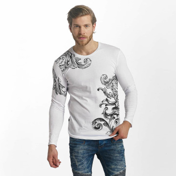 Red Bridge Longsleeve Relaxing Floral weiß