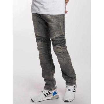 Red Bridge Slim Fit Jeans Used šedá