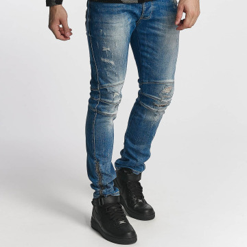 Red Bridge Straight Fit Jeans Straight Fit blau