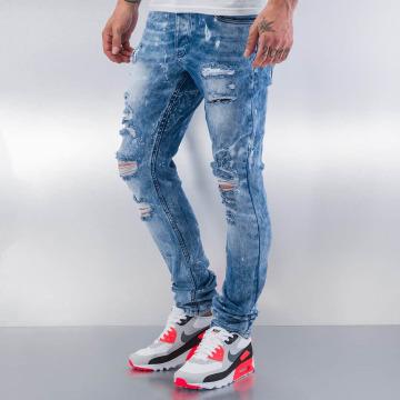 Red Bridge Straight Fit Jeans Storm blue