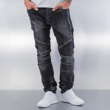 Red Bridge Straight Fit Jeans Crazy schwarz