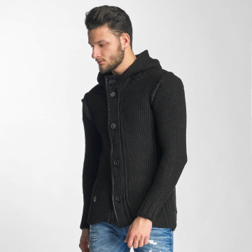 Red Bridge Strickjacke Bischkek schwarz