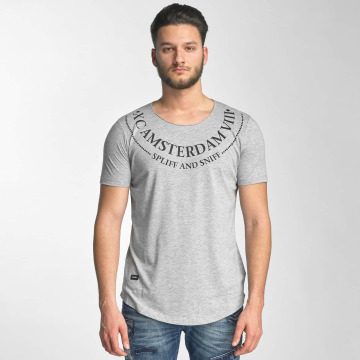 Red Bridge t-shirt Amsterdam grijs