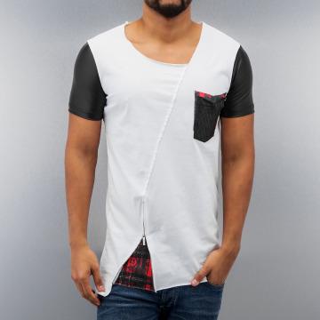 Red Bridge T-Shirt Pocket weiß