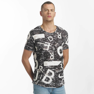 Red Bridge t-shirt Letters and Numbers zwart