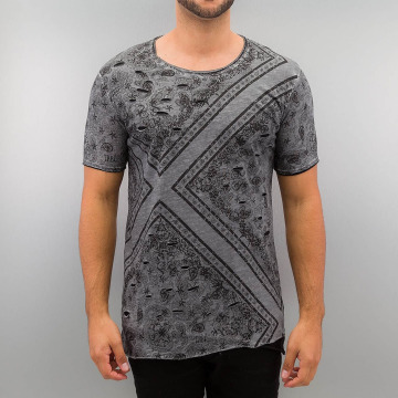 Red Bridge T-Shirty Paisley szary