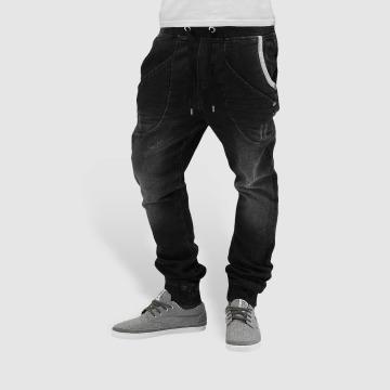 Red Bridge Verryttelyhousut Jeans musta