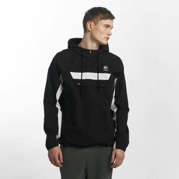 Reebok Демисезонная куртка EF 1/2 FZ черный