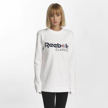 Reebok Пуловер F Iconic белый