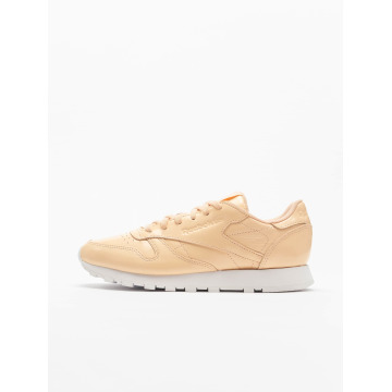 Reebok Baskets Leather Patent beige