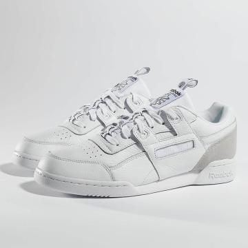 Reebok Baskets Workout Plus IT blanc