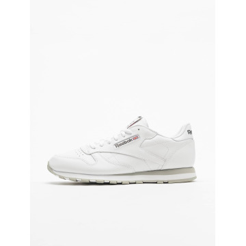 Reebok Baskets Classic Leather blanc