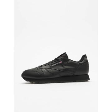 Reebok Baskets Classic Leather noir