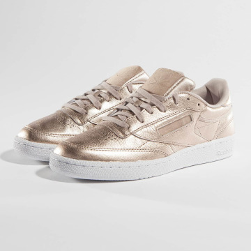 Reebok Baskets Club C 85 Melted Metallic Pearl rose